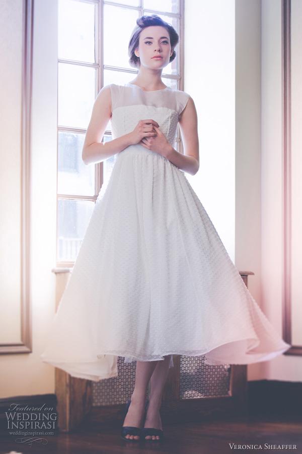 veronica sheaffer wedding dresses - Camelia dress, Fall 2011 bridal collection