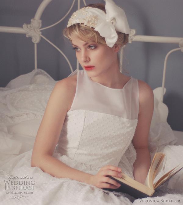 veronica sheaffer wedding headbands 2011 - Velvet Blossom