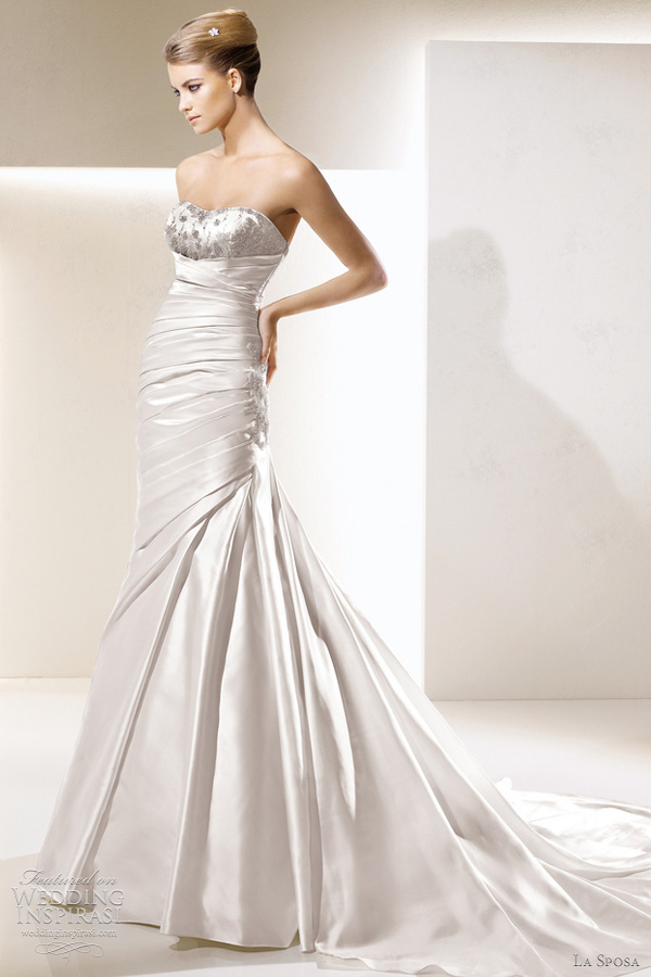 2012 la sposa wedding dress sensacion