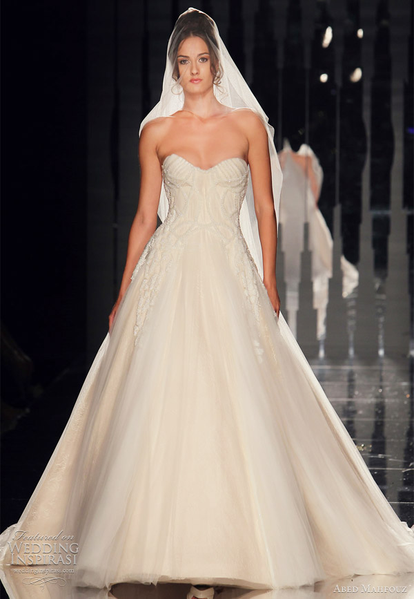 abed mahfouz bridal wedding dresses