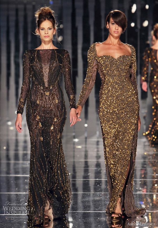 abed mahfouz fall winter 2011 2012 couture