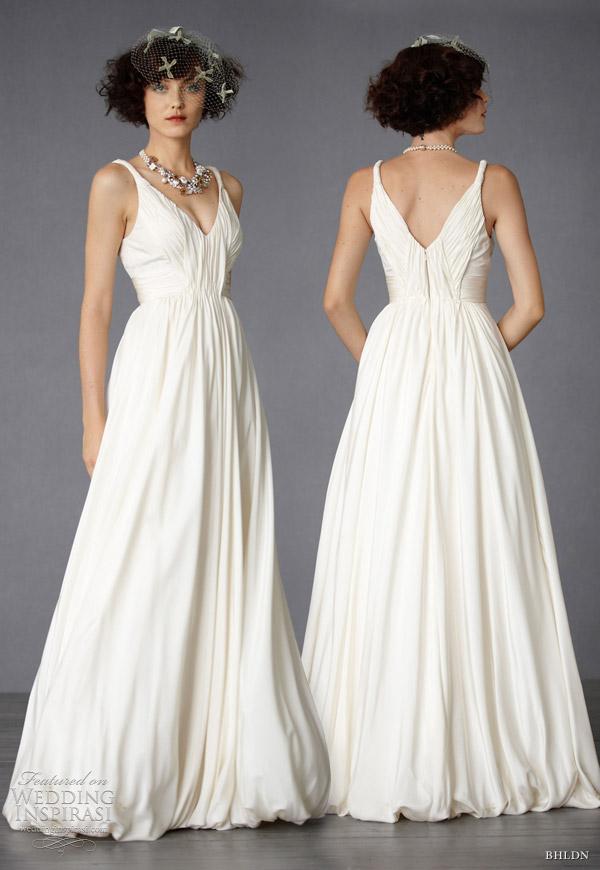 150b514d6b bhldn wedding dresses fall 2011 - Modern Mythology Gown grecian inspired  dress