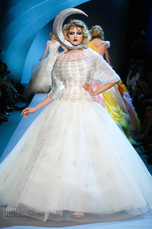 Christian Dior Wedding Dresses 2012