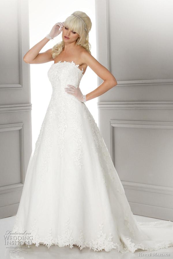 herve mariage bridal 2012 libellule - Herve Mariage Paris