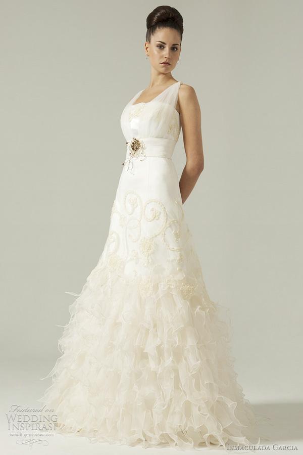 Inmaculada Garc 237 A Wedding Dresses 2012 Wedding Inspirasi