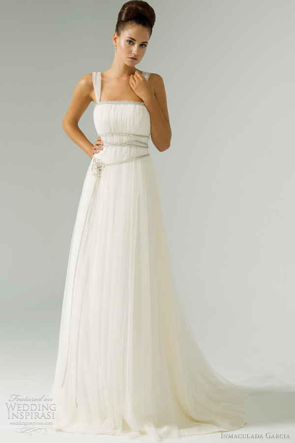 Inmaculada Garcia Wedding Dresses 2012