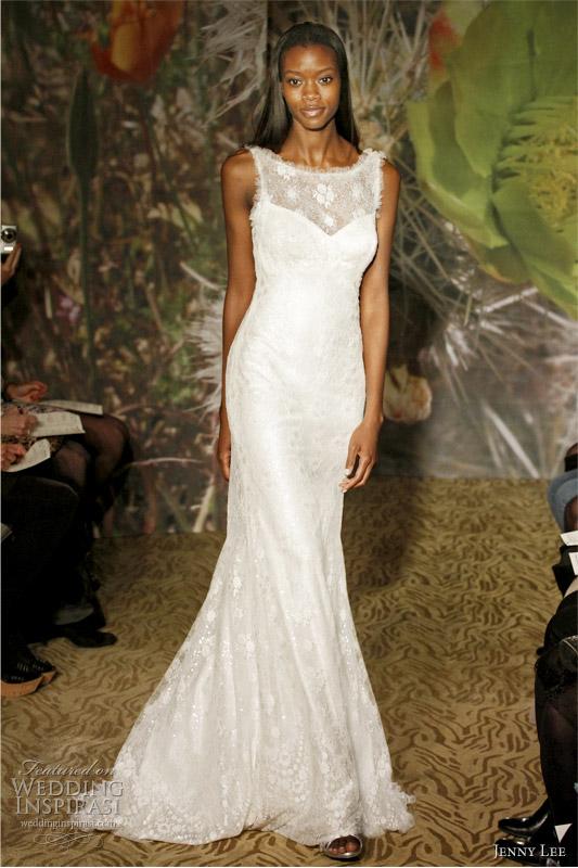 Jenny Lee Wedding Dress 16 Simple jenny lee style