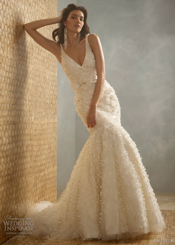Jim Heljm Wedding Dresses.Jim Hjelm Wedding Dresses Fall 2011 Collection Wedding