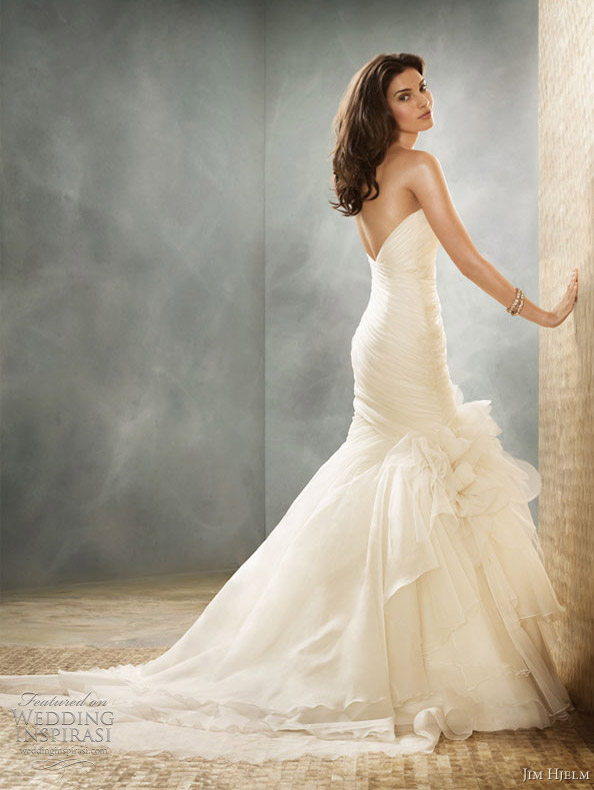 Jim hjelm wedding dresses fall 2011 collection wedding for Jim hjelm wedding dresses