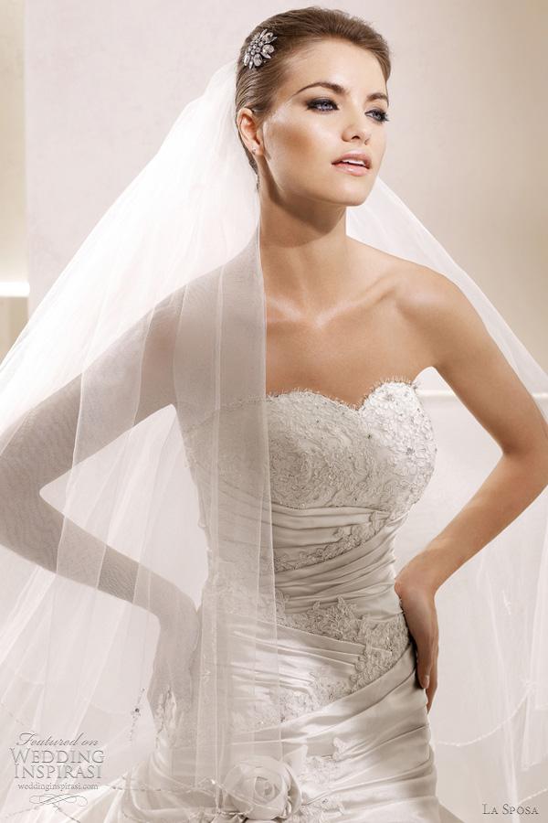 la sposa 2012 bridal collection sagunto
