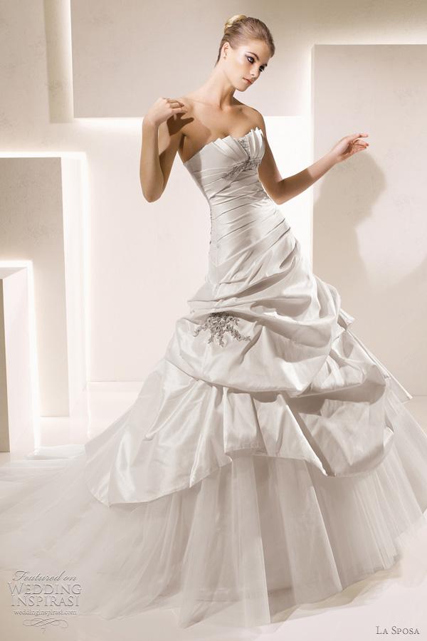 la sposa 2012 wedding dresses sabala