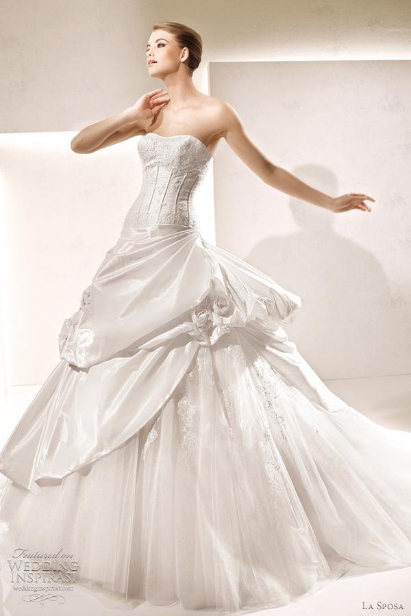 la sposa sari 2012 wedding dresses