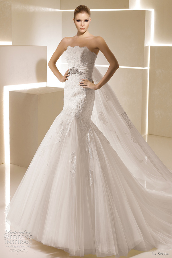 la sposa seduccion wedding dress 2012