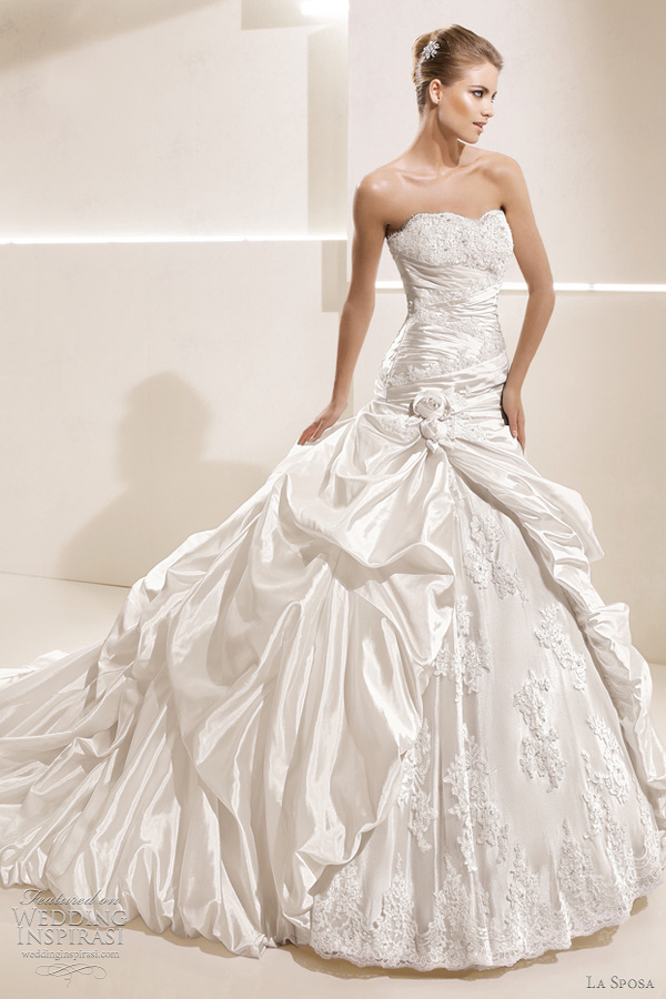 29d75193bc La Sposa 2012 Wedding Dresses — Ballgown Bridal Collection