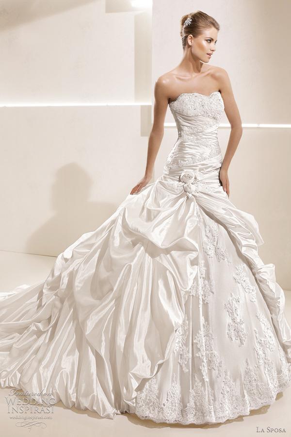 la sposa wedding dress sagunto
