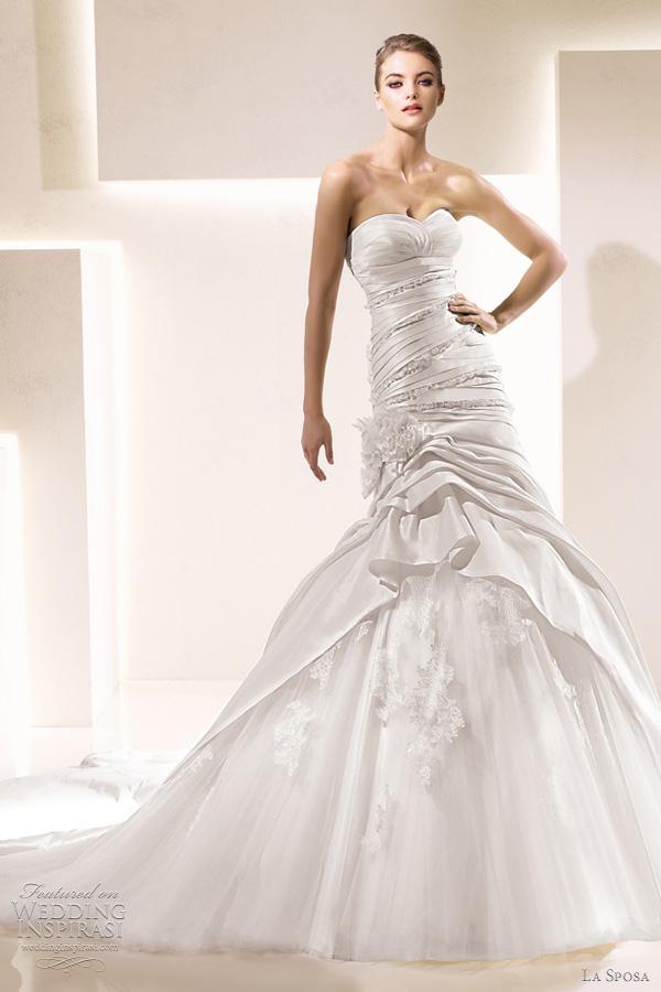 la sposa wedding dresses 2012 sandra