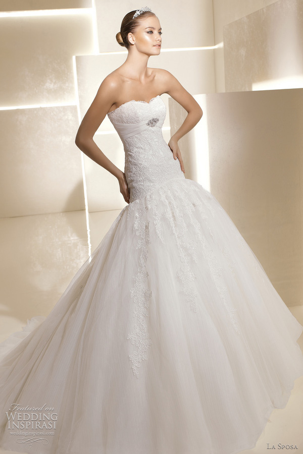 la sposa wedding dresses 2012 selene