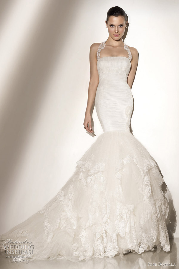 Pepe Botella 2012 Wedding Dresses | Wedding Inspirasi