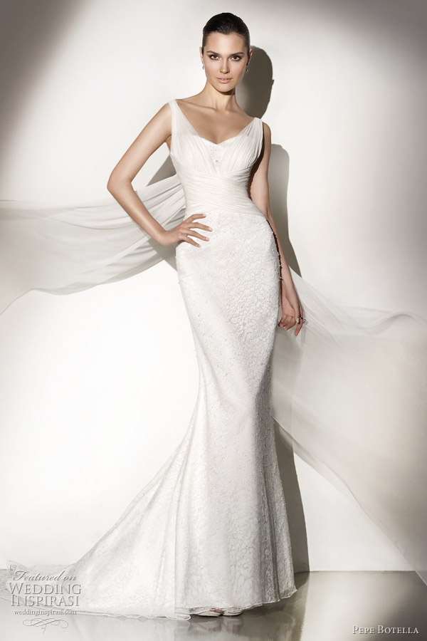 Wrap Around Wedding Dresses 119