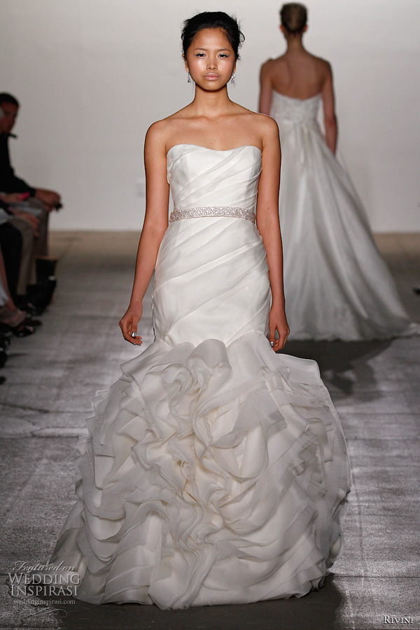 Rivini Wedding Dresses Spring 2012 Bridal Collection | Wedding Inspirasi