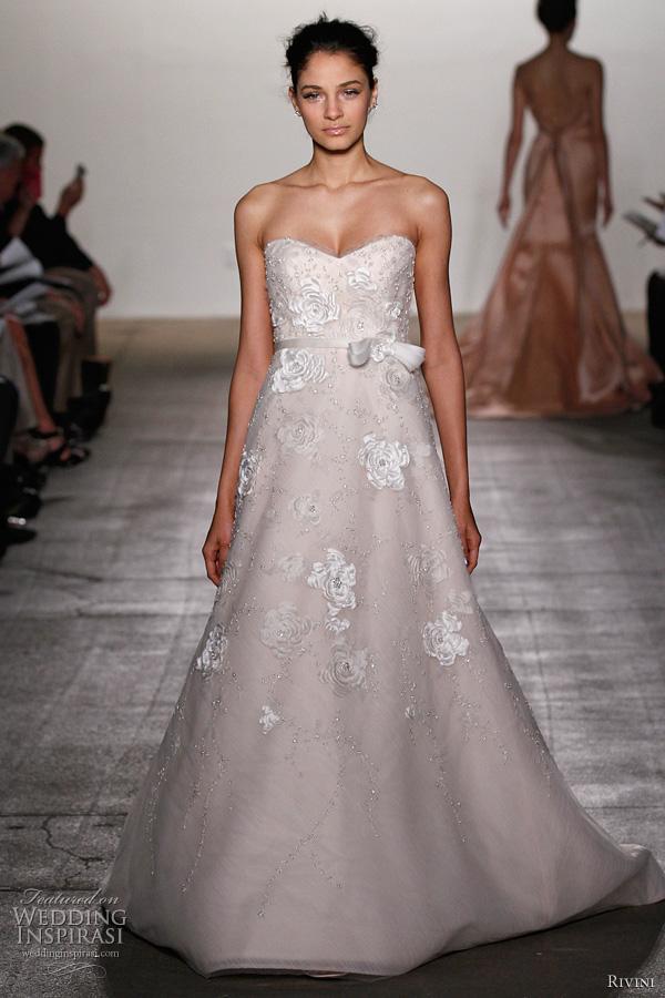 Rivini Wedding Dresses Spring 2012 Bridal Collection