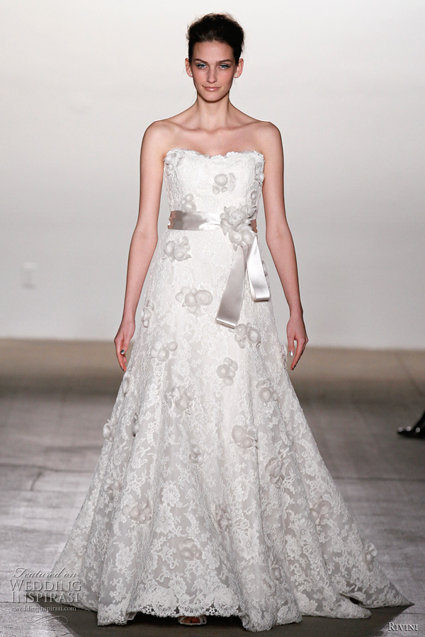 rivini wedding dresses spring 2012 analeigh
