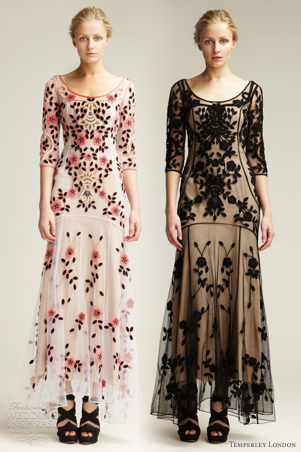 temperley london 2012 resort dresses