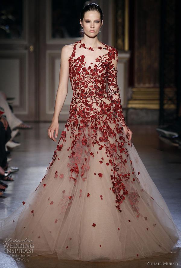 zuhair murad couture fall 2011 2012