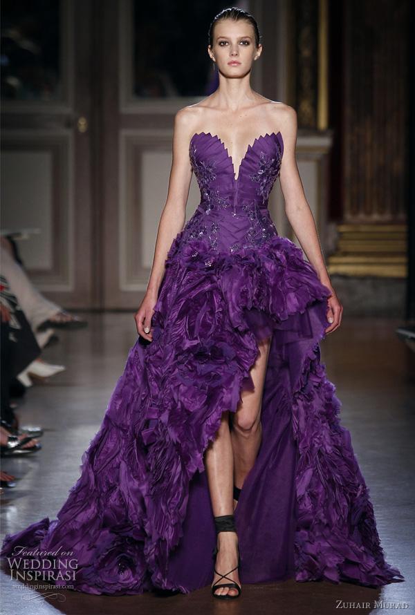 zuhair murad couture fall 2011