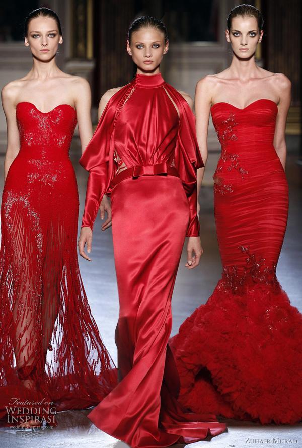 zuhair murad dresses 2011 2012