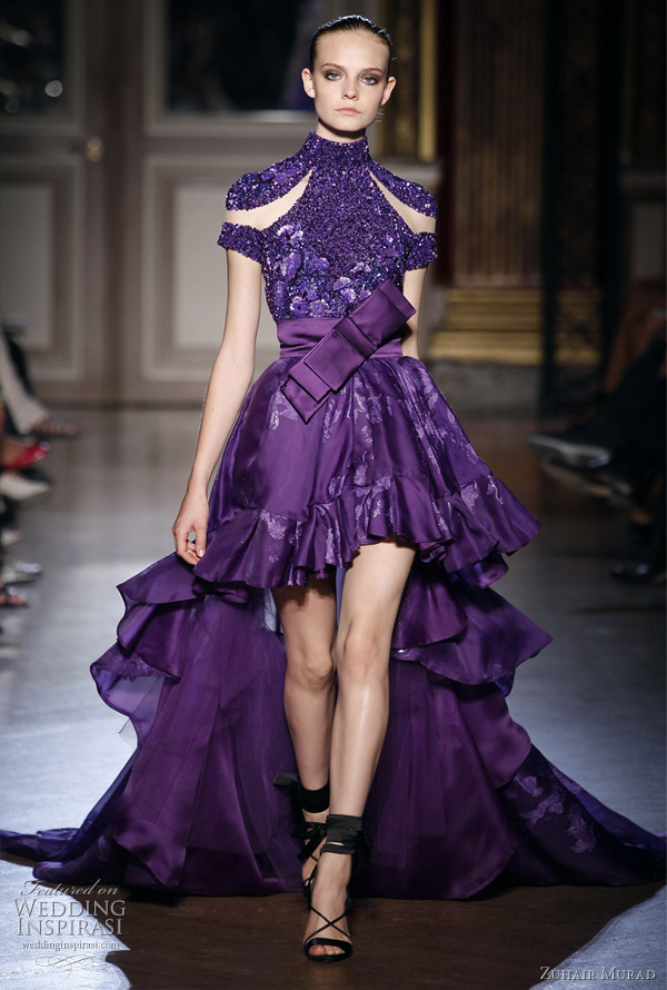 zuhair murad fall winter 2011 couture