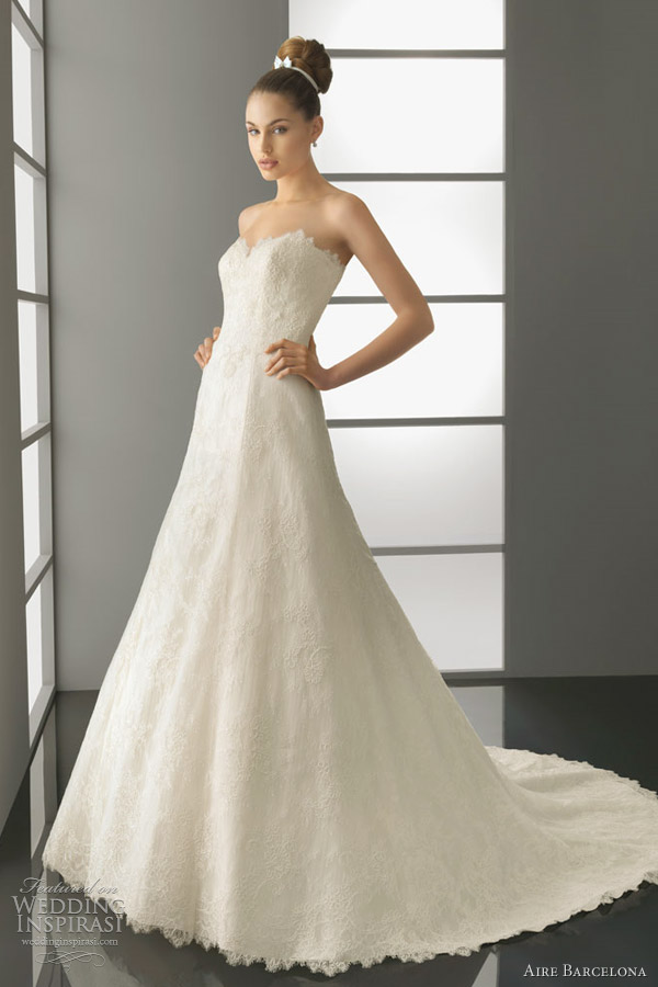 aire barcelona 2012 bridal collection paloma