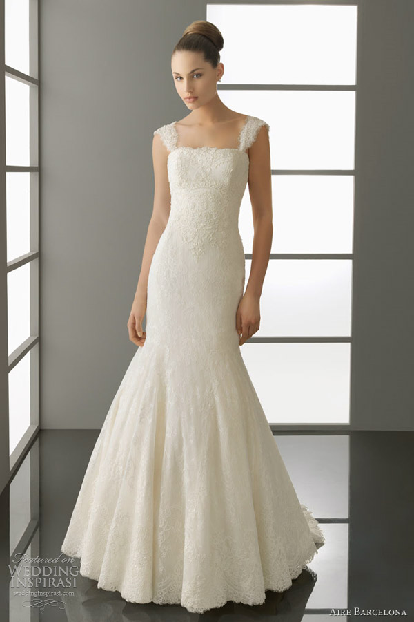 aire barcelona 2012 collection palmira wedding dress