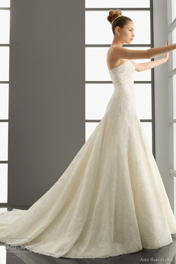aire barcelona bridal palma wedding dress