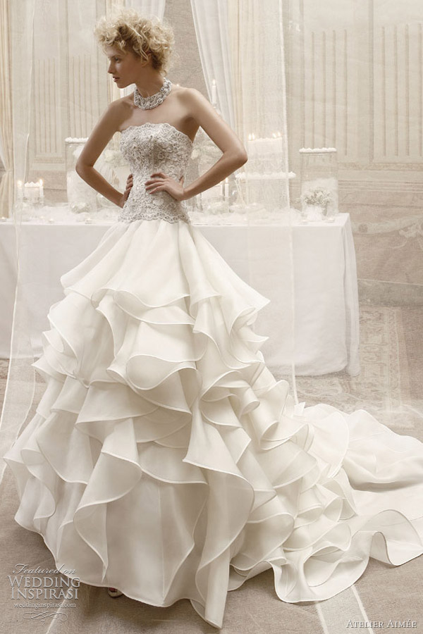Atelier Aimee Romeo Juliet Wedding Dresses