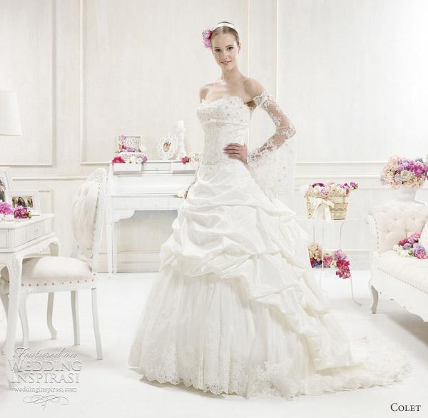 colet bridal 2012