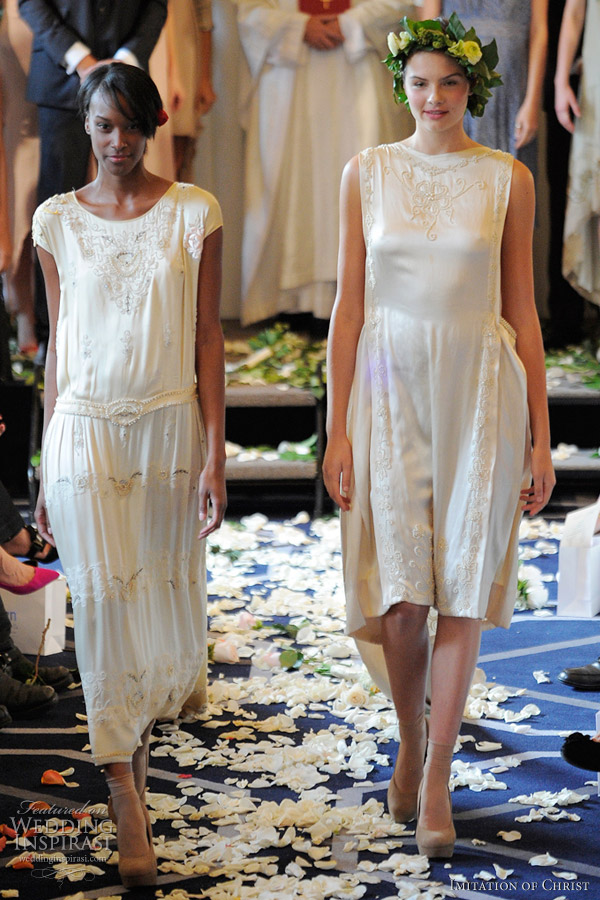 imitation of christ spring 2012 dresses