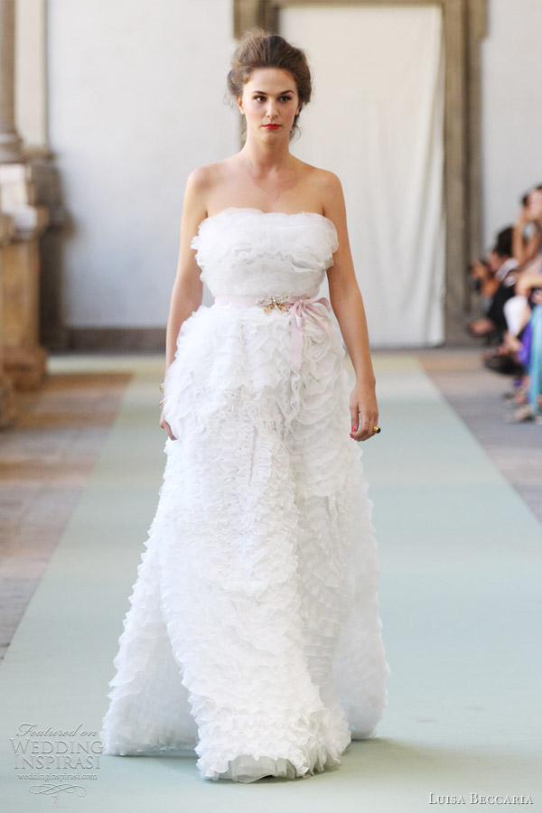 Luisa Beccaria Spring 2012 Ready To Wear