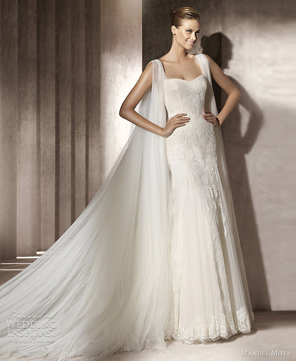 manuel mota 2012 wedding dresses eila
