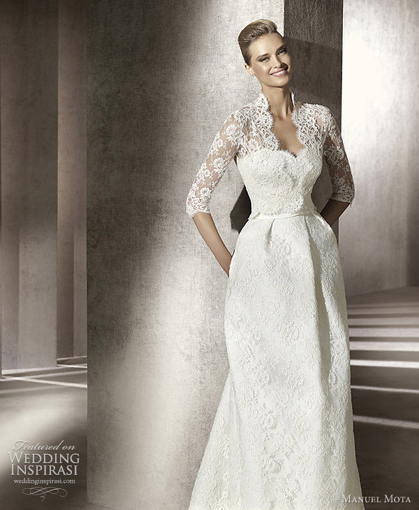manuel mota for pronovias