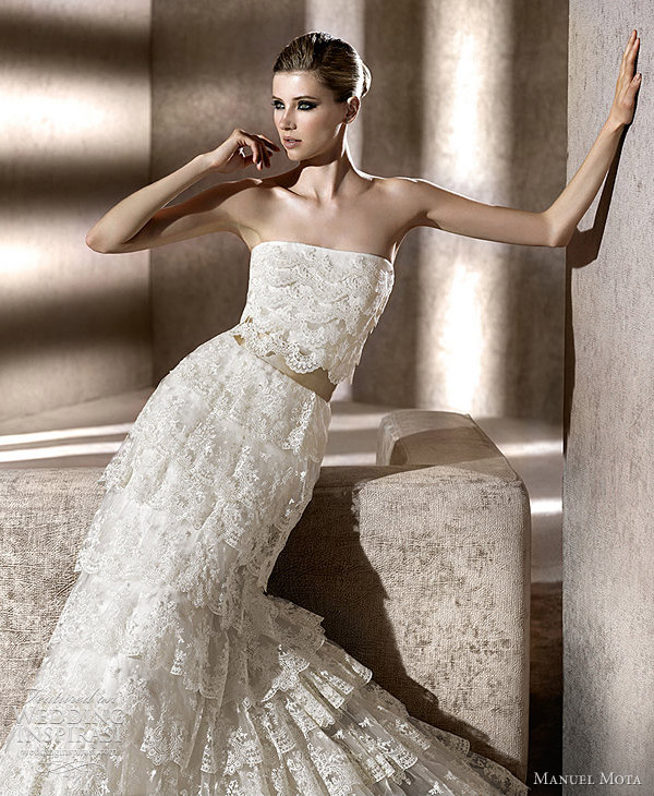 manuel mota pronovias 2012 atalaya wedding dress