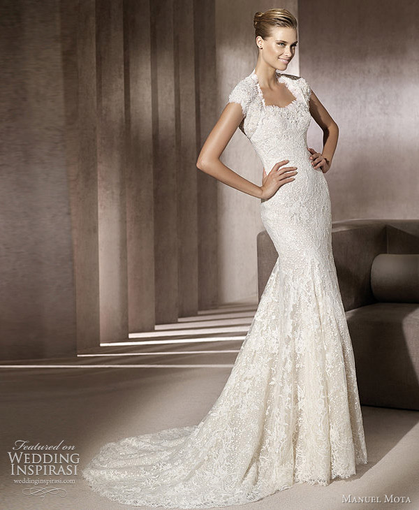manuel mota wedding dresses 2012 ermita