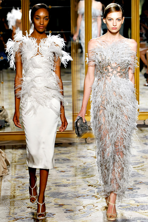 marchesa spring summer 2012