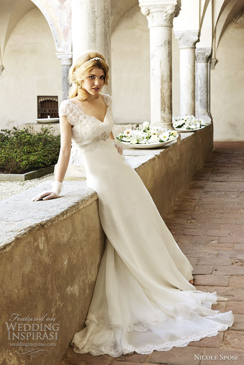 nicole spose 2012 wedding dresses marieva