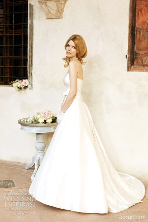 nicole spose wedding dresses 2012 marika