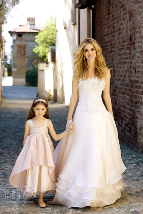 Nicole Spose Wedding Dresses 2012 | Wedding Inspirasi