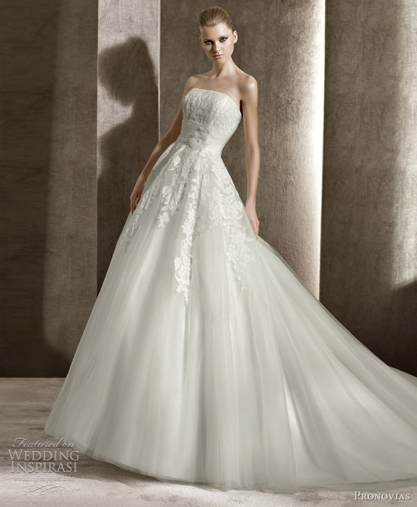 pronovias 2012 collection jazmin