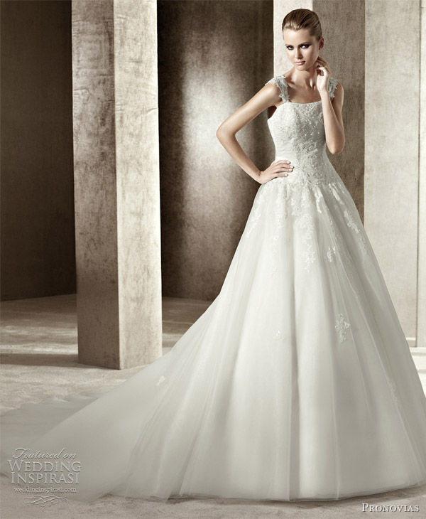 pronovias wedding dresses 2012 jezabel