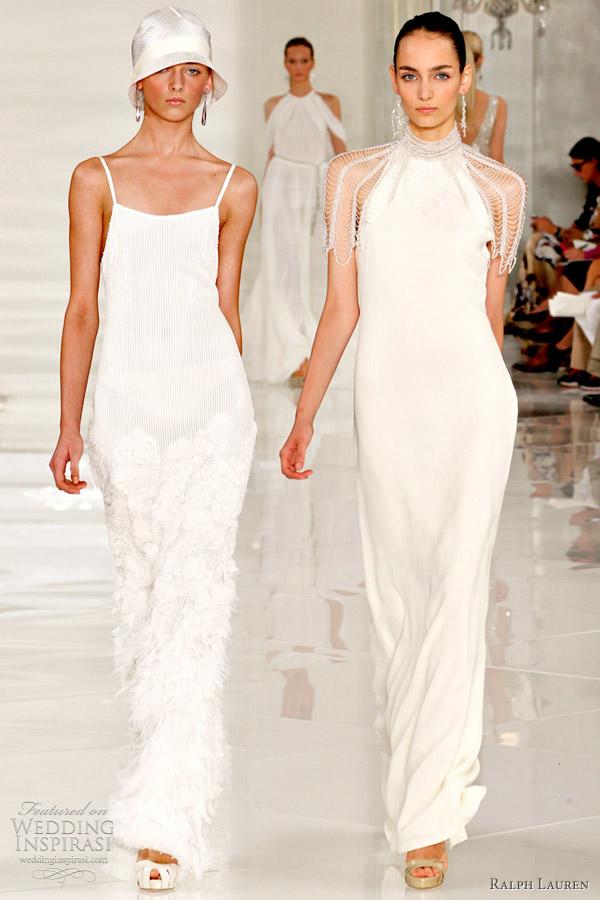 Wedding Dresses Ralph Lauren 4 Popular ralph lauren spring collection