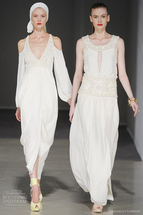temperley london spring summer 2012